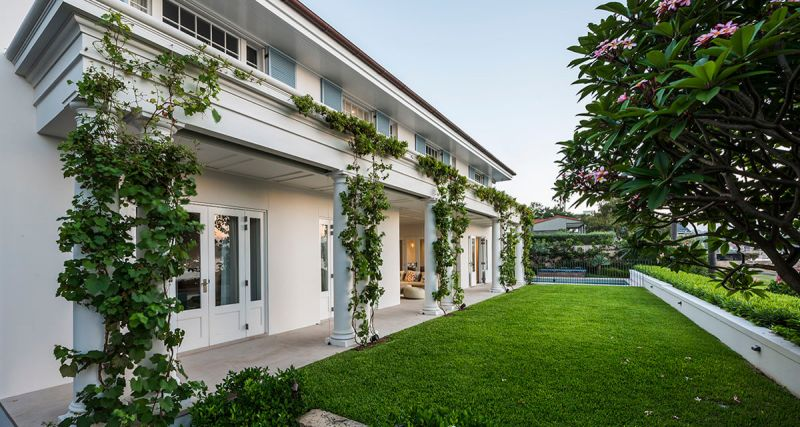 Weir Phillips Architects - Rose Bay