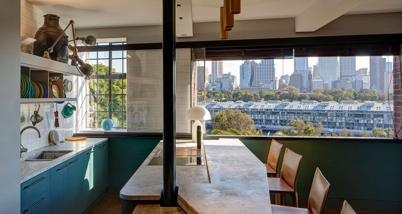 Weir Phillips Architects - Potts Point